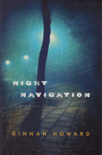 Hardcover image of the novel 'Night Navigation'