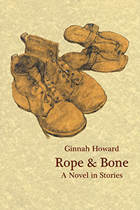 Cover image of the novel Rope and Bone